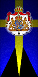 Swedish royal flag